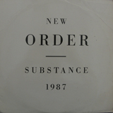 NEW ORDER  / SUBSTANCE 1987
