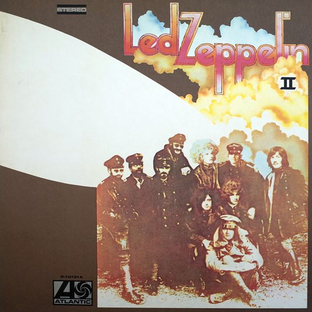 LED ZEPPELIN / II