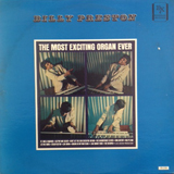 BILLY PRESTON / THE MOST EXCITING ORGAN EVER