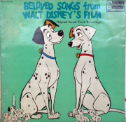 O.S.T. / BELOVED SONGS FROM WALT DISNEY'S FILM