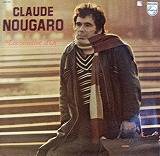 CLAUDE NOUGARO / LOCOMOTIVE D'OR