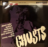 ALBERT AYLER QUARTET / GHOSTS