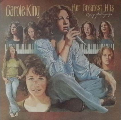 CAROLE KING / HER GREATEST HITS