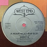 SWEET G / A HEARTBEAT RAP