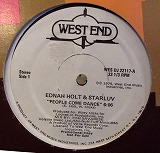 EDNAH HOLT & STARLUV / PEOPLE COME DANCE