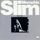 MEMPHIS SLIM / RAINING THE BLUES