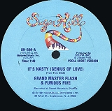 GRANDMASTER FLASH & THE FURIOUS FIVE  / IT'S NASTY