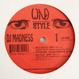DJ MADNESS / WILD BEATS