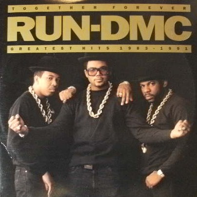 RUN DMC / TOGETHER FOREVER GREATEST HITS 1983-1991