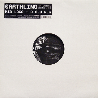 EARTHLING ‎/ SATURATED