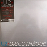 U2 / DISCOTHEQUE TRIPLE VINYL SET