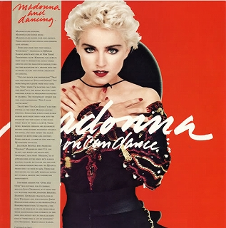 MADONNA / YOU CAN DANCE