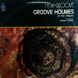 GROOVE HOLMES ‎/ NEW GROOVE