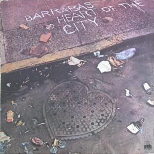 BARRABAS ‎/ HEART OF THE CITY