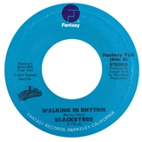 BLACKBYRDS / WALKING IN RHYTHM / THE BABY