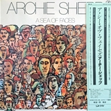 ARCHIE SHEPP ‎/ A SEA OF FACES
