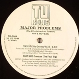 MAJOR PROBLEMS / NU GROOVES VOL. II