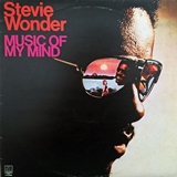 STEVIE WONDER ‎/ MUSIC OF MY MIND