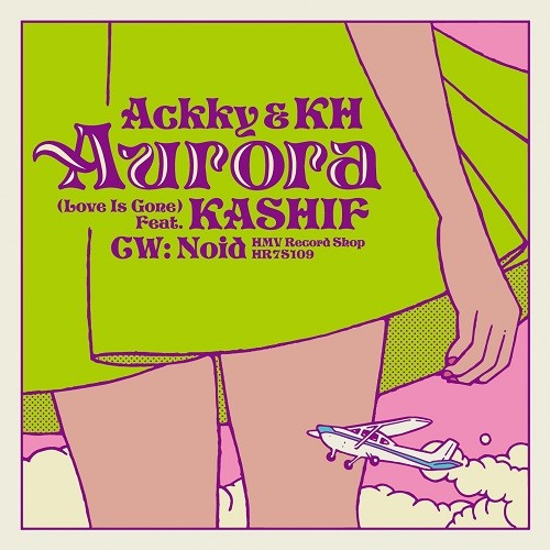 ACKKY & KH / AURORA (LOVE IS GONE) FEAT. KASHIF