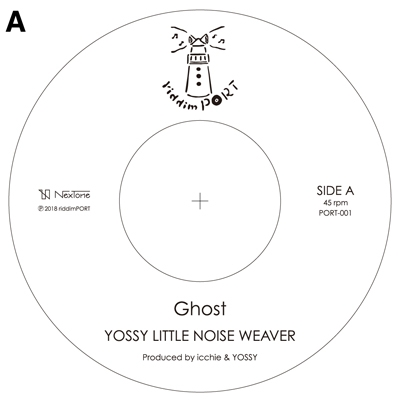 YOSSY LITTLE NOISE WEAVER / GHOST