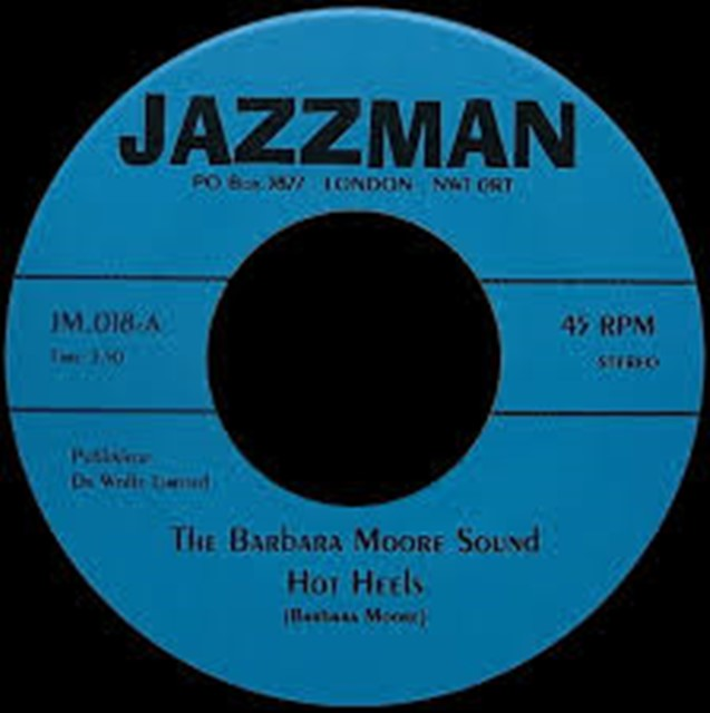 BARBARA MOORE SOUND / HOT HEELS