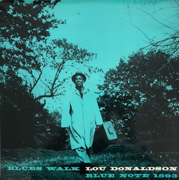 LOU DONALDSON / BLUES WALK