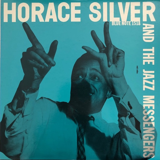 HORACE SILVER / HORACE SILVER AND THE JAZZ MESSENG