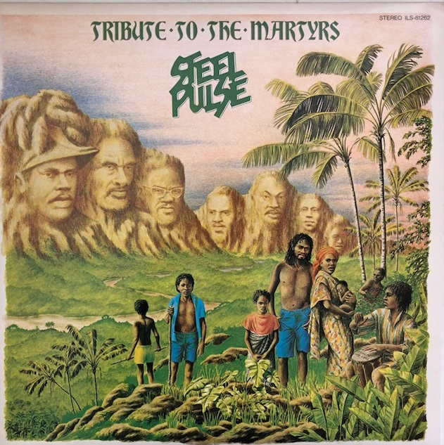 STEEL PULSE / TRIBUTE TO THE MARTYRS