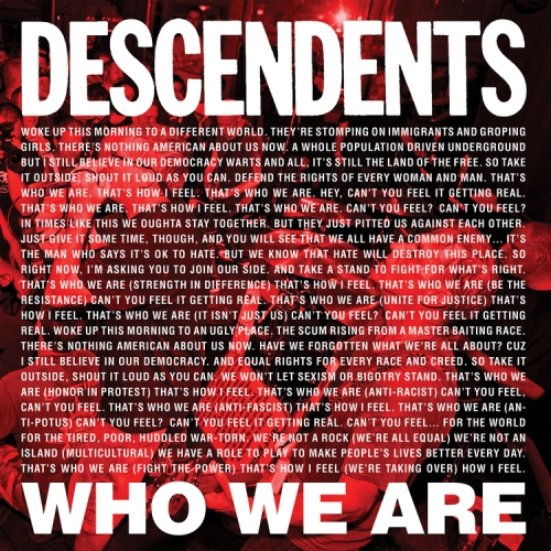 DESCENDENTS / WHO WE ARE