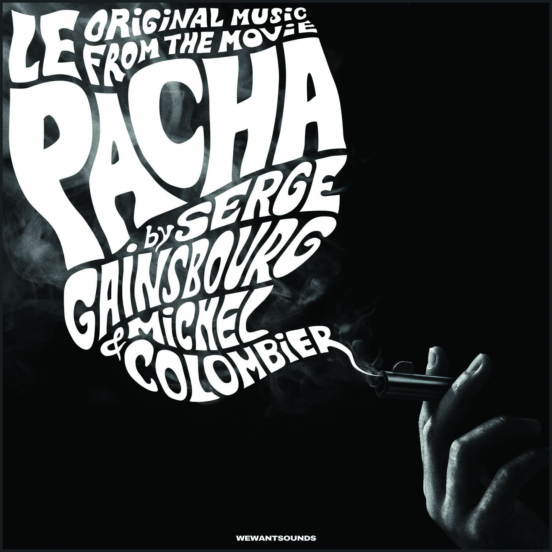 O.S.T. (SERGE GAINSBOURG & MICHEL COLOMBIER) / LE PACHA (パリ大捜査網)