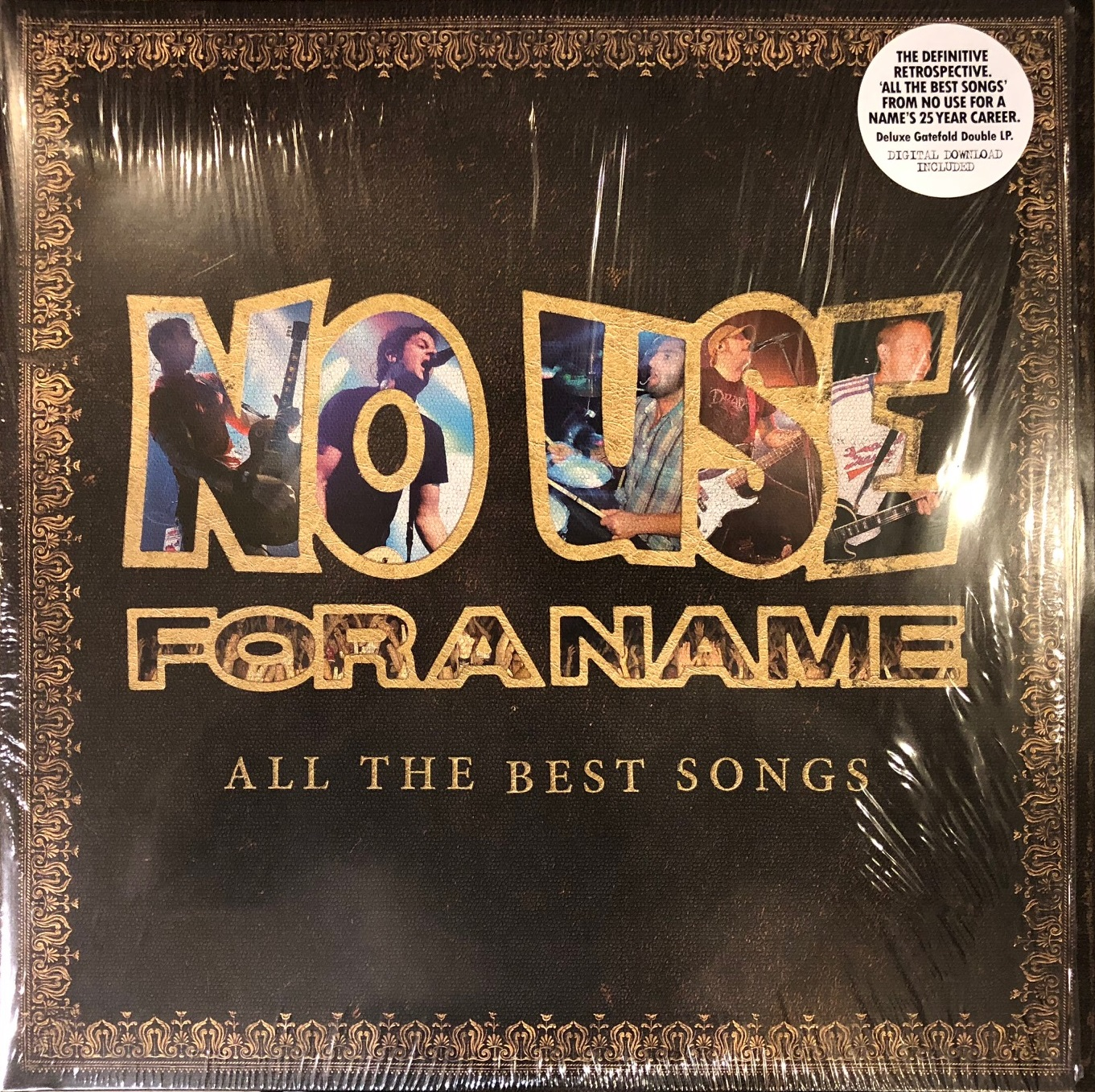 NO USE FOR A NAME / ALL THE BEST SONGS