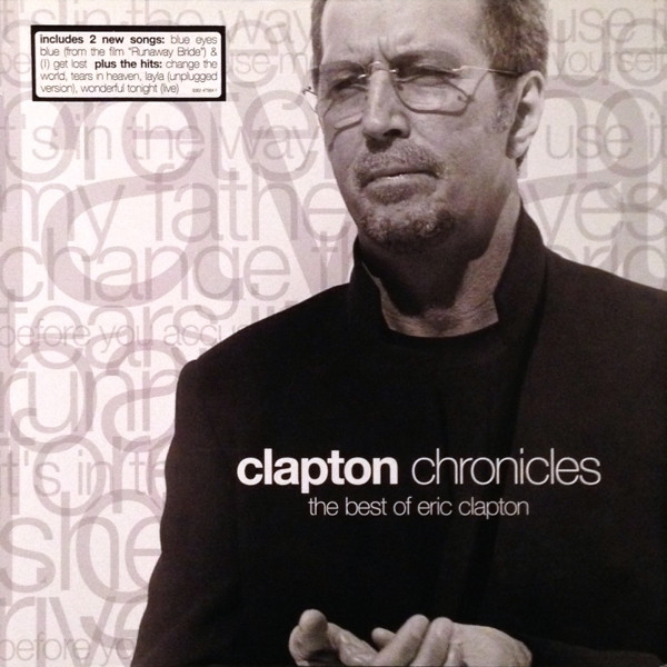 ERIC CLAPTON / CLAPTON CHRONICLES -BEST OF ERIC CLAPTON
