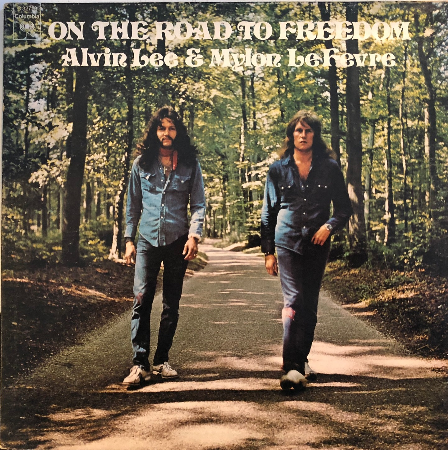 ALVIN LEE & MYLON LE FEVRE / ON THE ROAD TO FREEDO