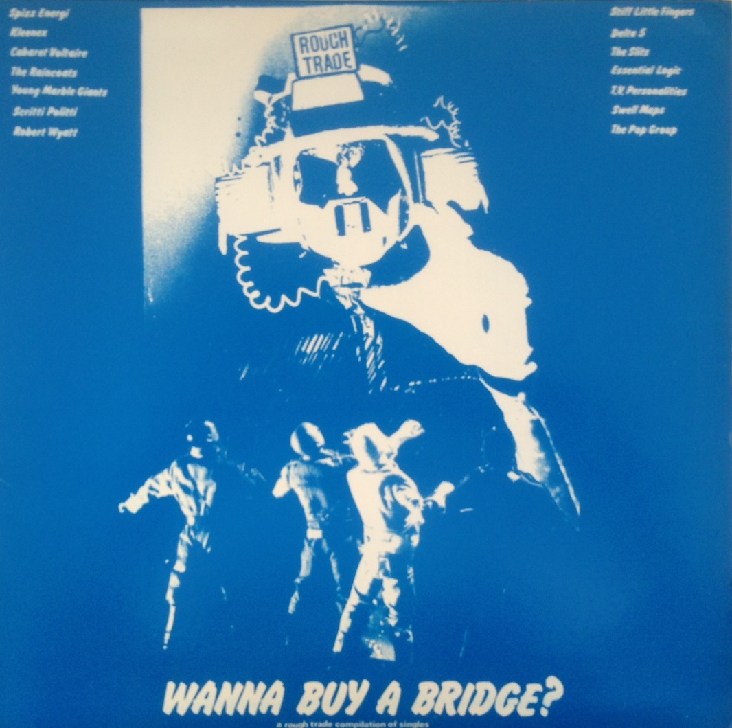 VARIOUS / WANNA BUY A BRIDGE?