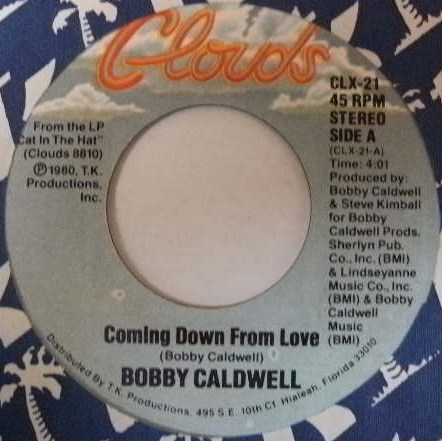BOBBY CALDWELL / OPEN YOUR EYES