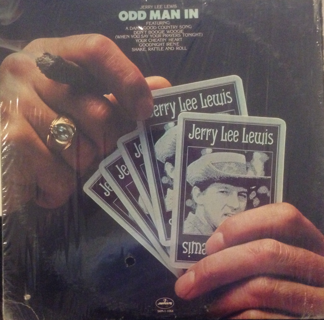 JERRY LEE LEWIS / ODD MAN IN