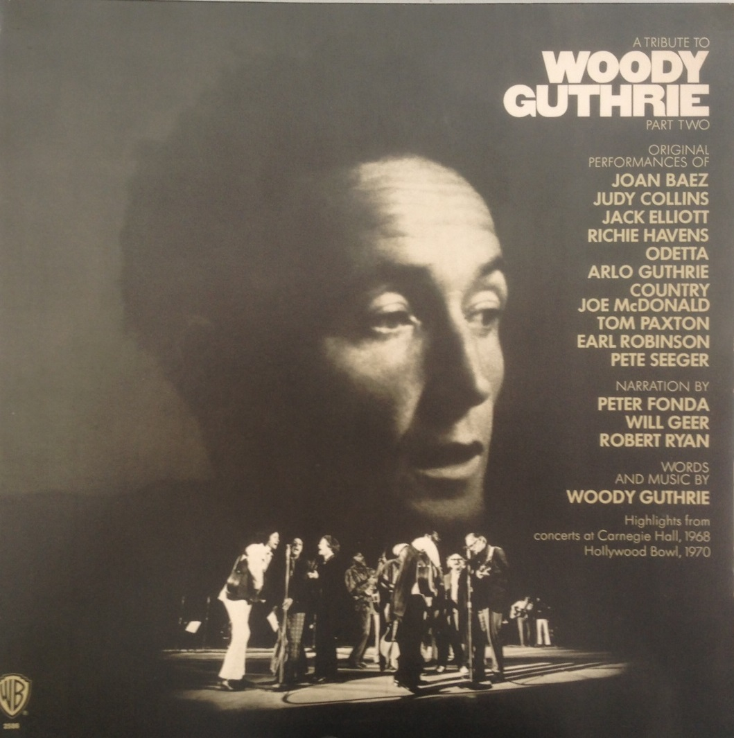 VARIOUS / A TRIBUTE TO WOODY GUTHRIE PART 2