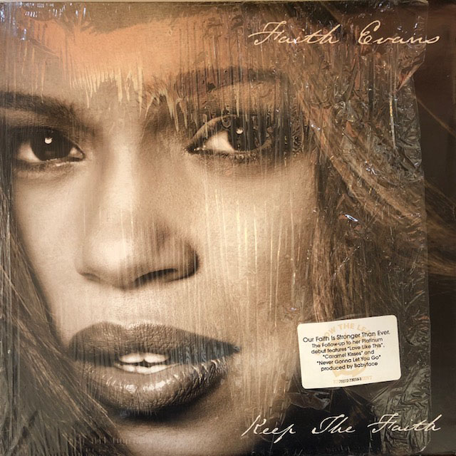 FAITH EVANS / KEEP THE FAITH