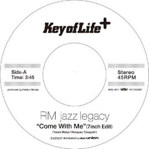 RM JAZZ LEGACY / COME WITH ME / LET'S STAY TOGETHE