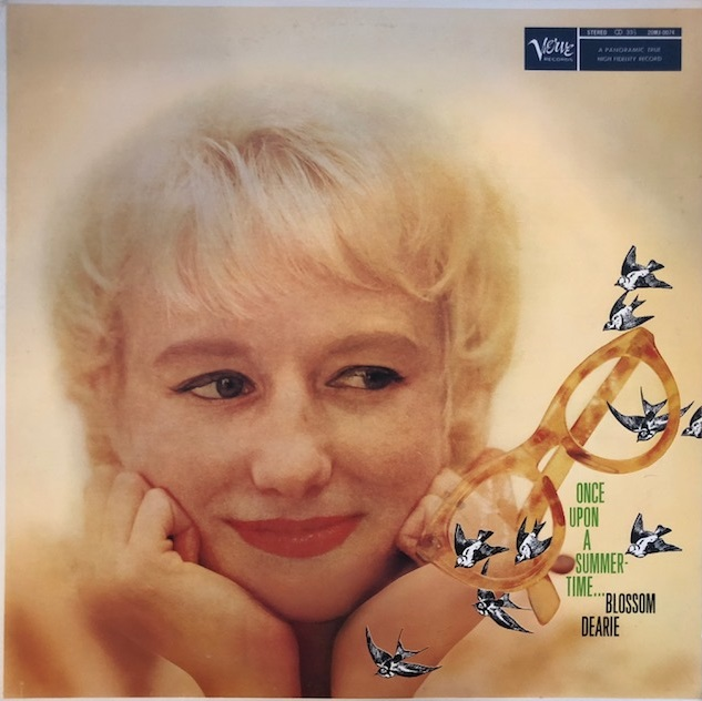BLOSSOM DEARIE / ONCE UPON A SUMMERTIME