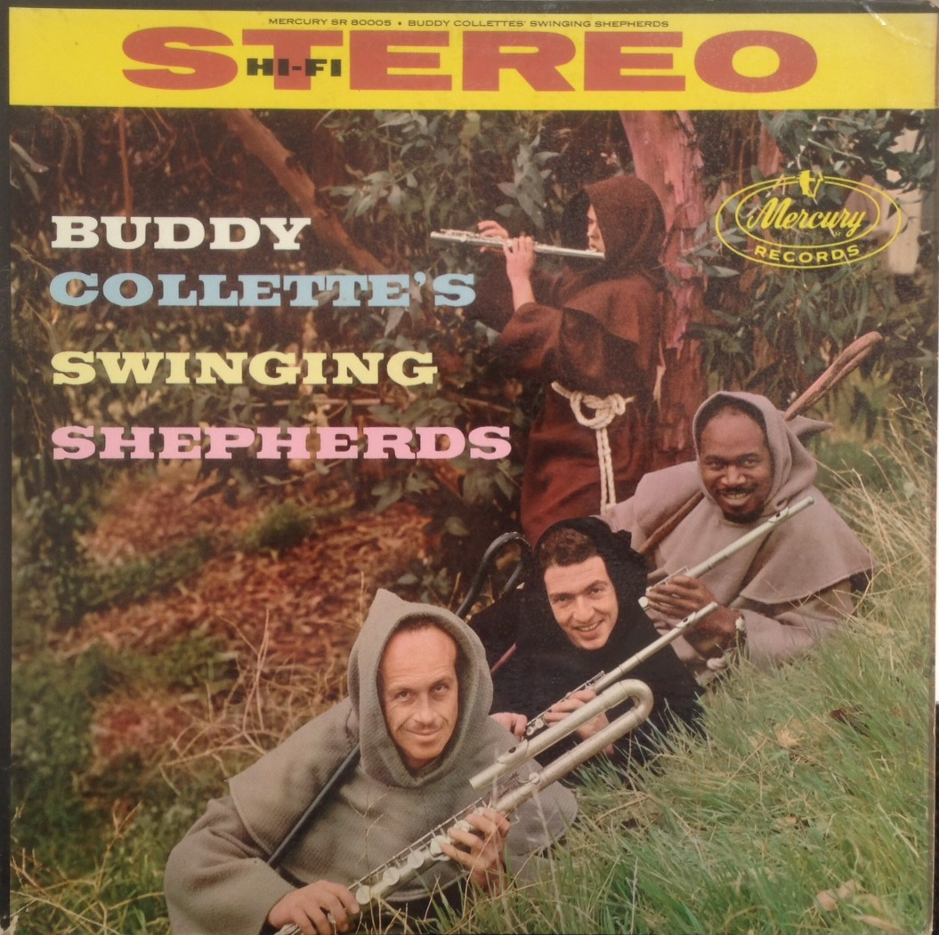 BUDDY COLLETTE'S SWINGING SHEPHERDS / SAME