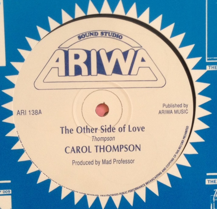 CAROL THOMPSON / OTHER SIDE OF LOVE