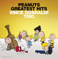VINCE GUARALDI TRIO / PEANUTS GREATEST HITS
