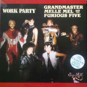 GRANDMASTER MELLE & THE FURIOUS FIVE / SAME