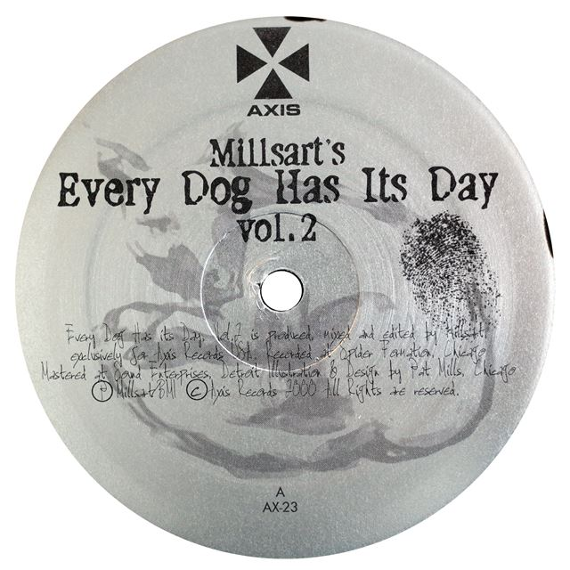 MILLSART ‎/ EVERY DOG HAS ITS DAY VOL. 2