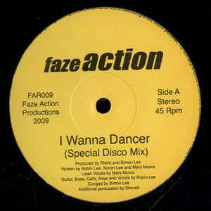 FAZE ACTION / I WANNA DANCER