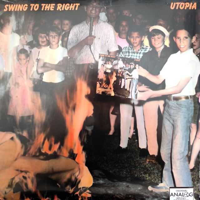 UTOPIA / SWING TO THE RIGHT