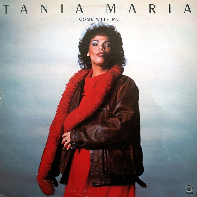 TANIA MARIA ‎/ COME WITH ME