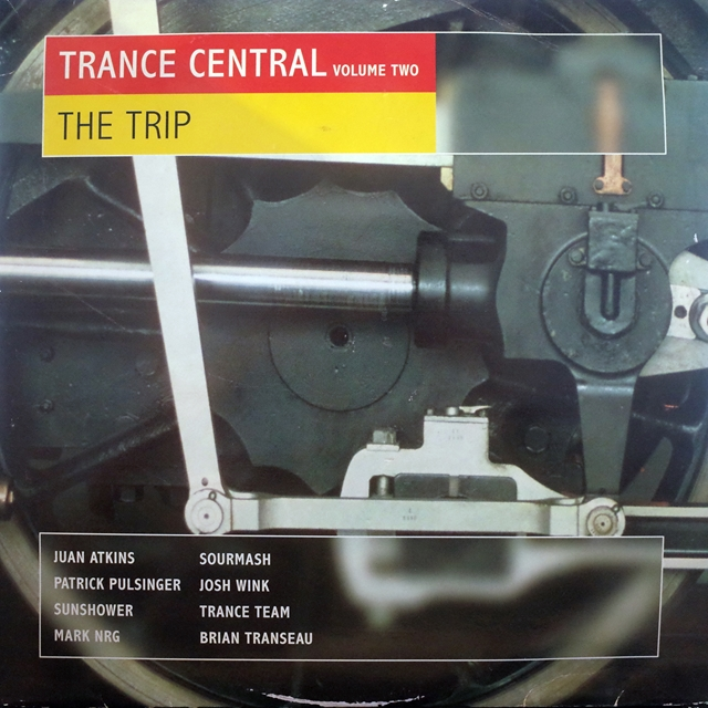 VARIOUS ‎/ TRANCE CENTRAL VOLUME TWO