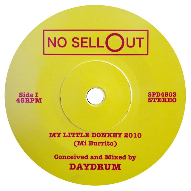 DAYDRUM ‎/ MY LITTLE DONKEY 2010